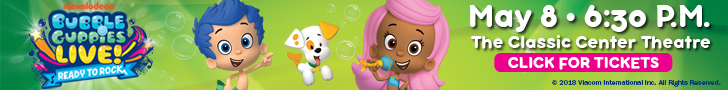 Bubble Guppies at The Classic Center