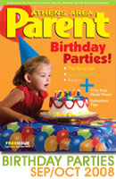 Birthday Party issue cover