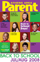 Back to School issue cover