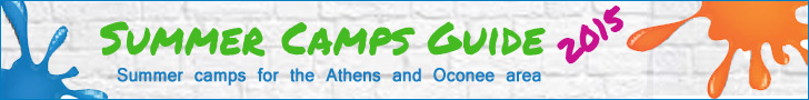 Summer Camps Guide 2015 for Athens and Oconee